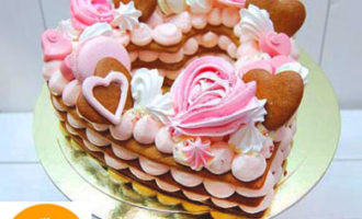 образец тортика