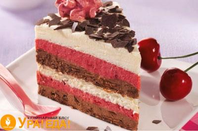 муссовый тортик