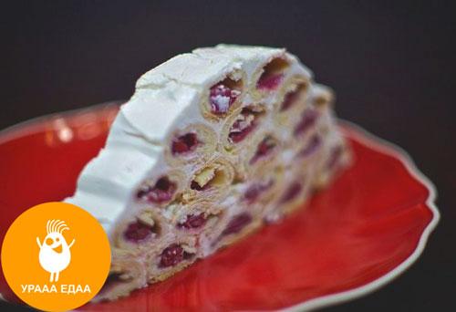 разрез тортика