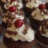 шоколадные маффины рецепты простые в формочках с фото пошагово