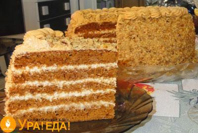 торт в мультиварке