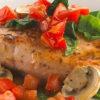 рыба с овощами в духовке, рецепты с фото пошагово в фольге