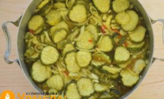 отваренный салат
