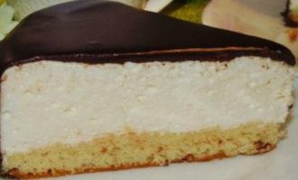 торт Птичье молоко без выпечки, рецепт с фото пошагово в домашних условиях
