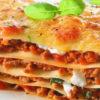 лазанья классическая, рецепт приготовления в домашних условиях