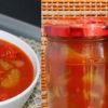лечо из помидор, перца, моркови, лука на зиму, рецепты без уксуса
