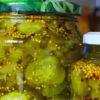 огурцы с горчицей на зиму, самый вкусный рецепт