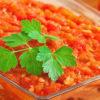 аджика на зиму, лучшие рецепты из помидоров и перца