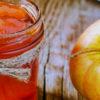 яблочное варенье дольками янтарное, рецепт с фото пошагово