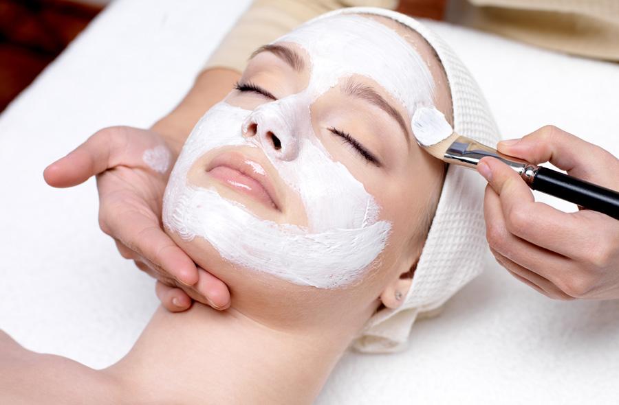 Крем - пилинг - бережное очищение кожи