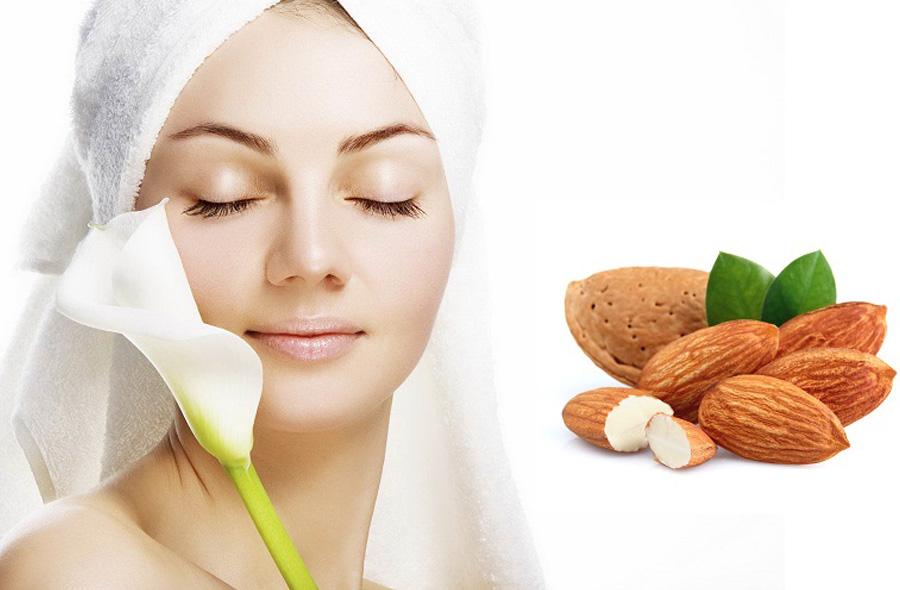 Миндальный пилинг - очищение и омоложение кожи любого возраста