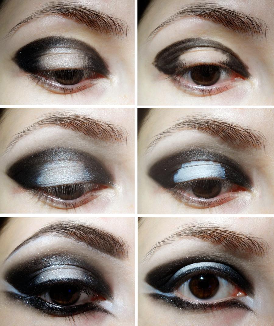 Как сделать готический макияж. Макияж Гота