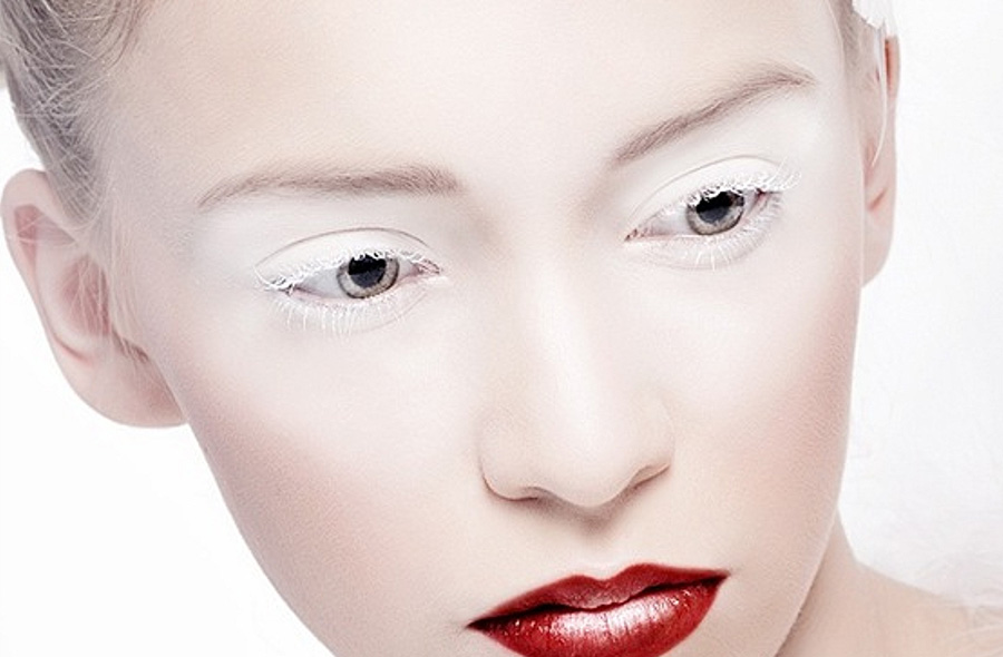 Новогодний макияж в домашних условиях
