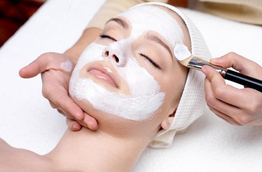 Маска пилинг для лица - сочетание пилинга и питающей маски