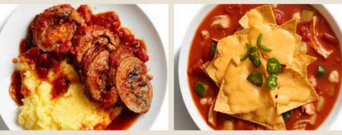 что приготовить на ужин в духовке быстро, вкусно, дешево с фото