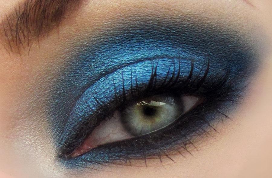 Синий SmokyEyes